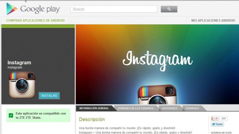 Instagram - Aplicaciones de Android en Google Play