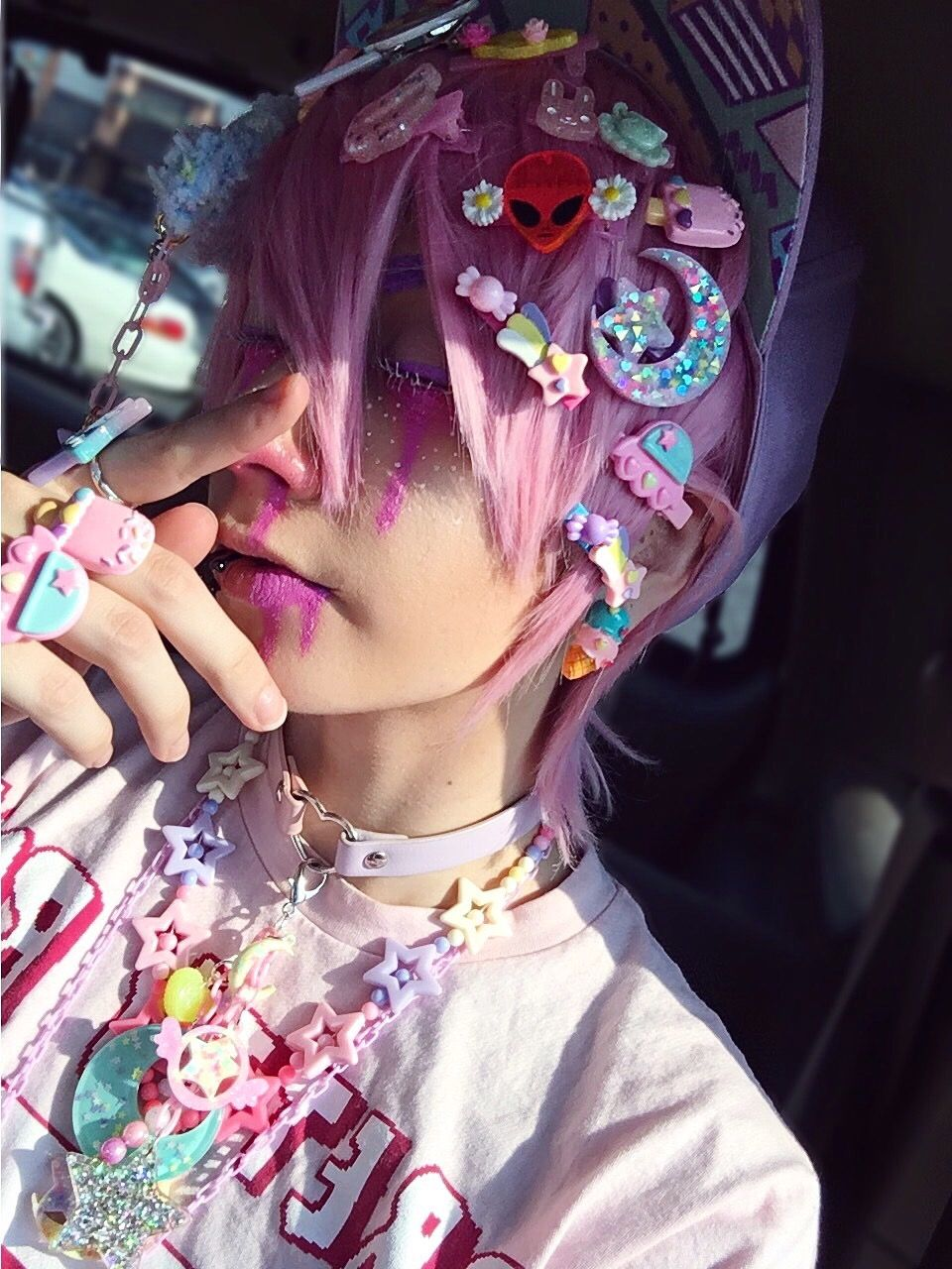 Bubblegum Boy Pastel Fashion Pastel Makeup Pastel Kei Pastel