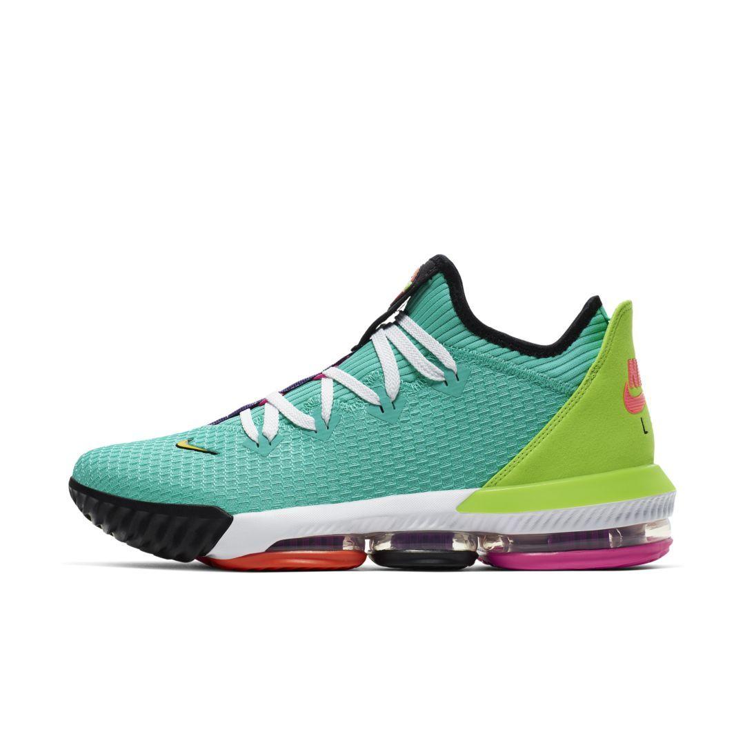 Nike LeBron 16 Low Basketball Shoe