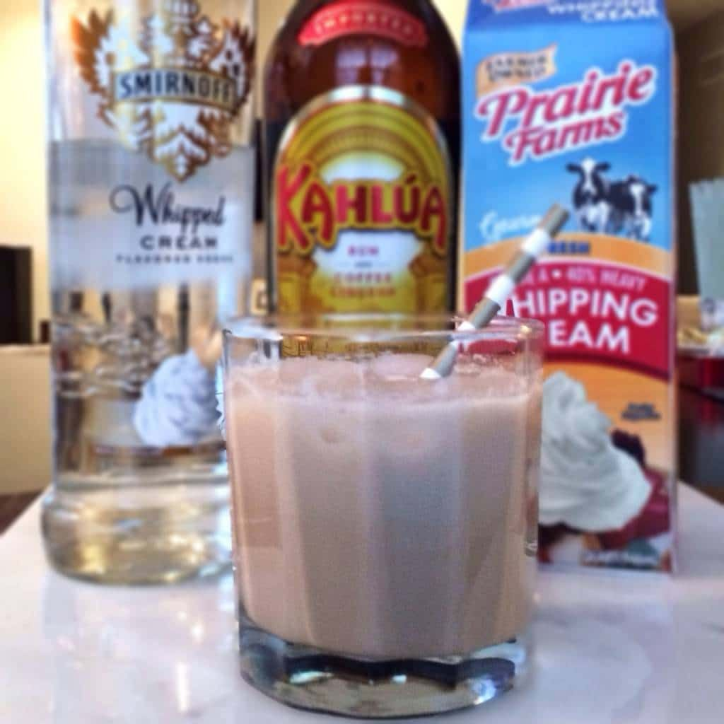 White Russian, Drinks