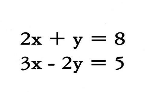 Método De Sustitución Para Un Sistema De Ecuaciones Youtube Sistemas De Ecuaciones Ecuaciones Problemas Matemáticos