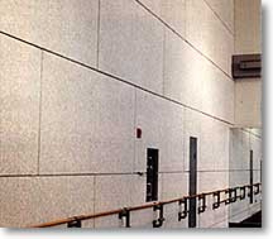 Easy To Install Tectum Ceiling Panels And Interior Wall Panels