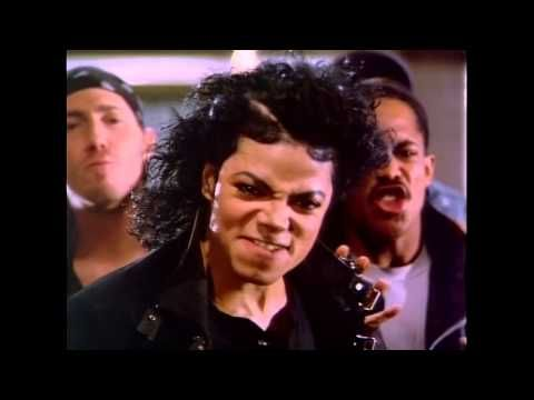 """CultureSOUND: """"Bad"""" - Michael Jackson (1987). Featuring Wesley Snipes."""