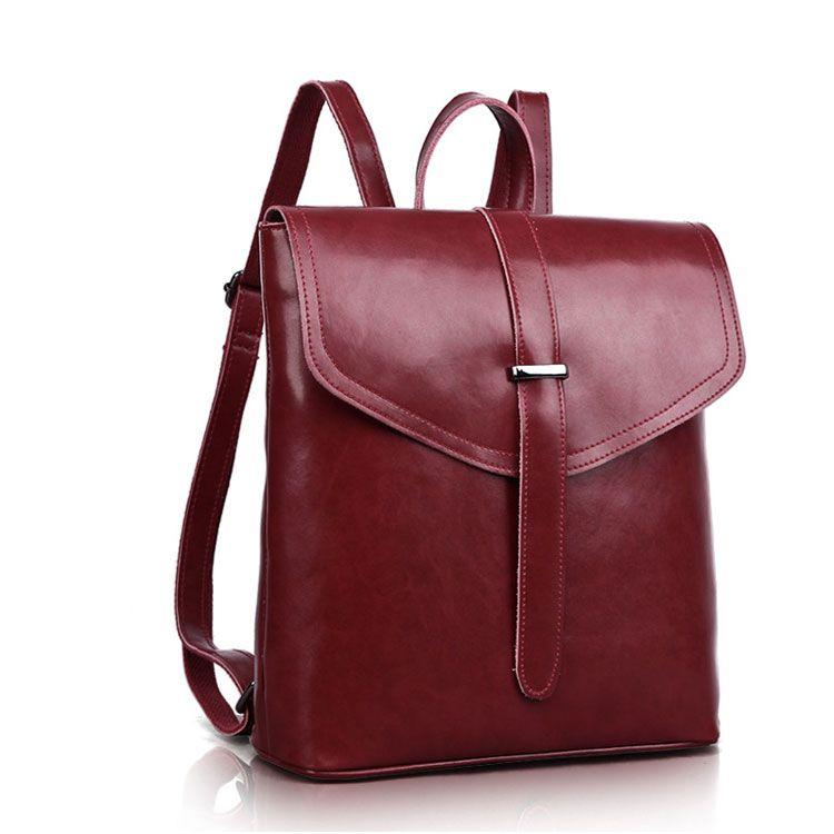 0bb81008944 Bolsos de piel mejor tienda online mochila mujer precio baratas  SD91010  -  €67.31   bzbolsos.com