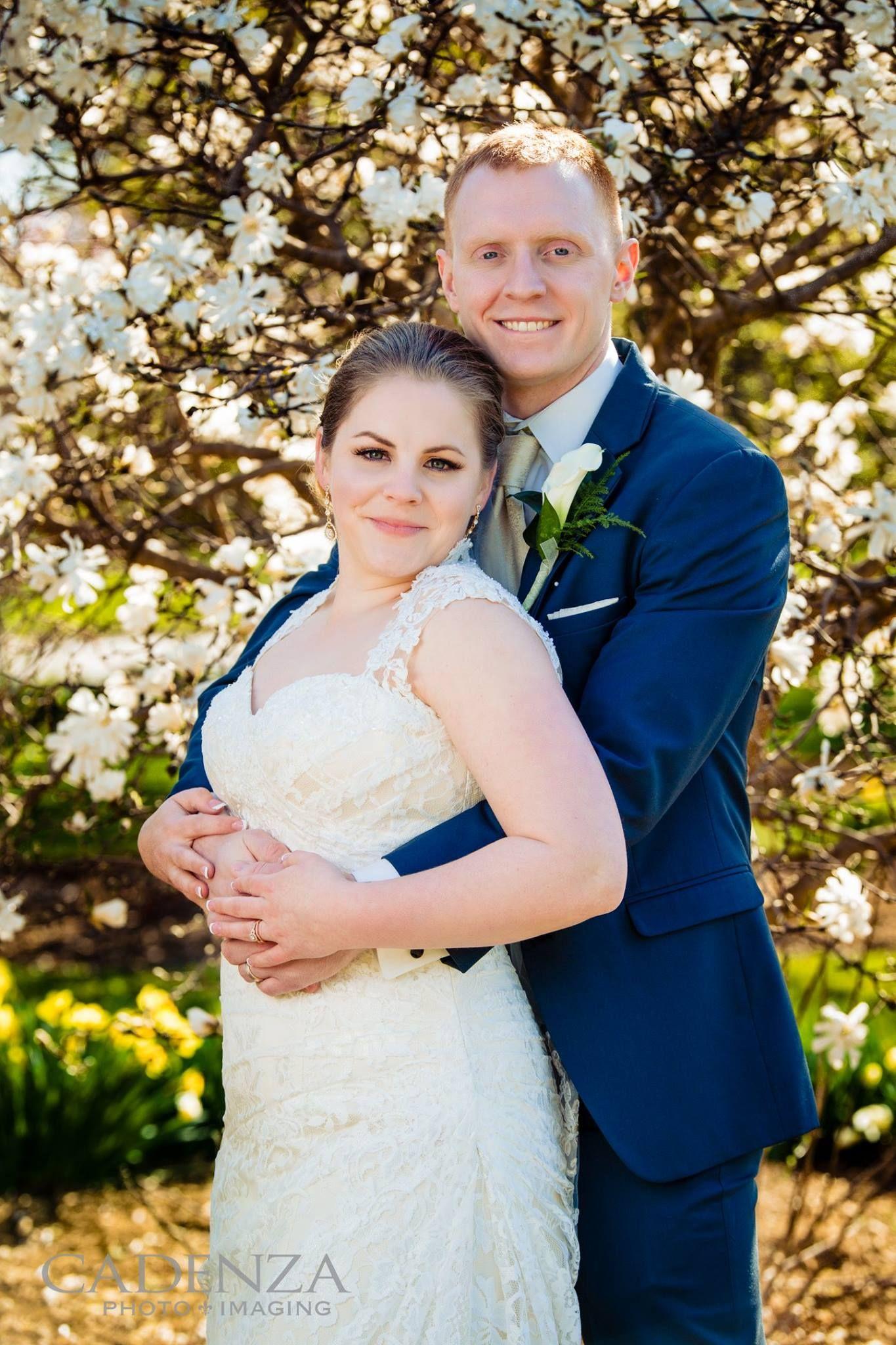 Spring Wedding Davenport Ia Duck Creek Park Quad Cities