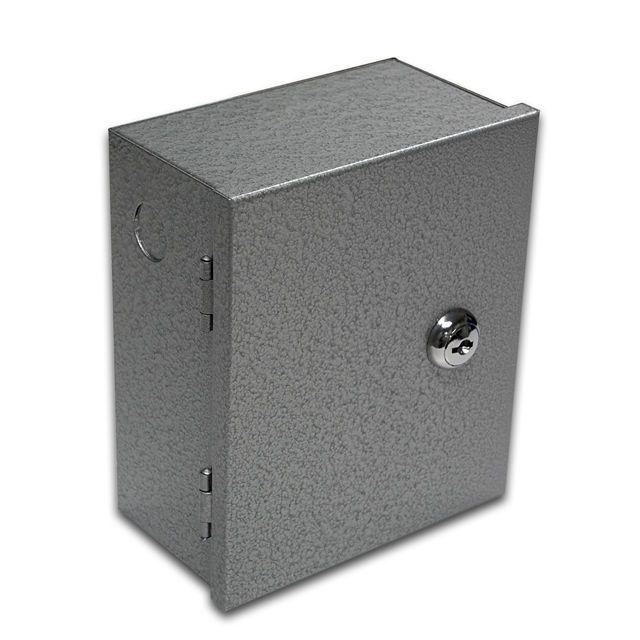 Sb653 5 X6 X3 Electrical Enclosure Cabinet Alarm Locking Box Doom Locker Box Locker Box Locker Storage Electricity