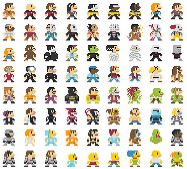 Résultats Google Recherche d'images correspondant à http://technabob.com/blog/wp-content/uploads/2011/09/superbros_pixel_characters.jpg