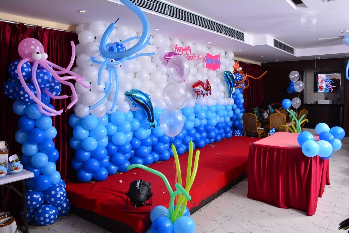 Party Hall Decoration Birthday Parties