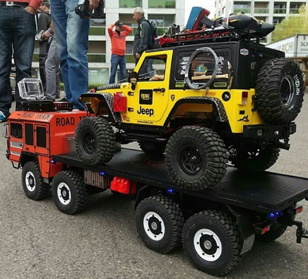 Should you really like remote control cars you will really