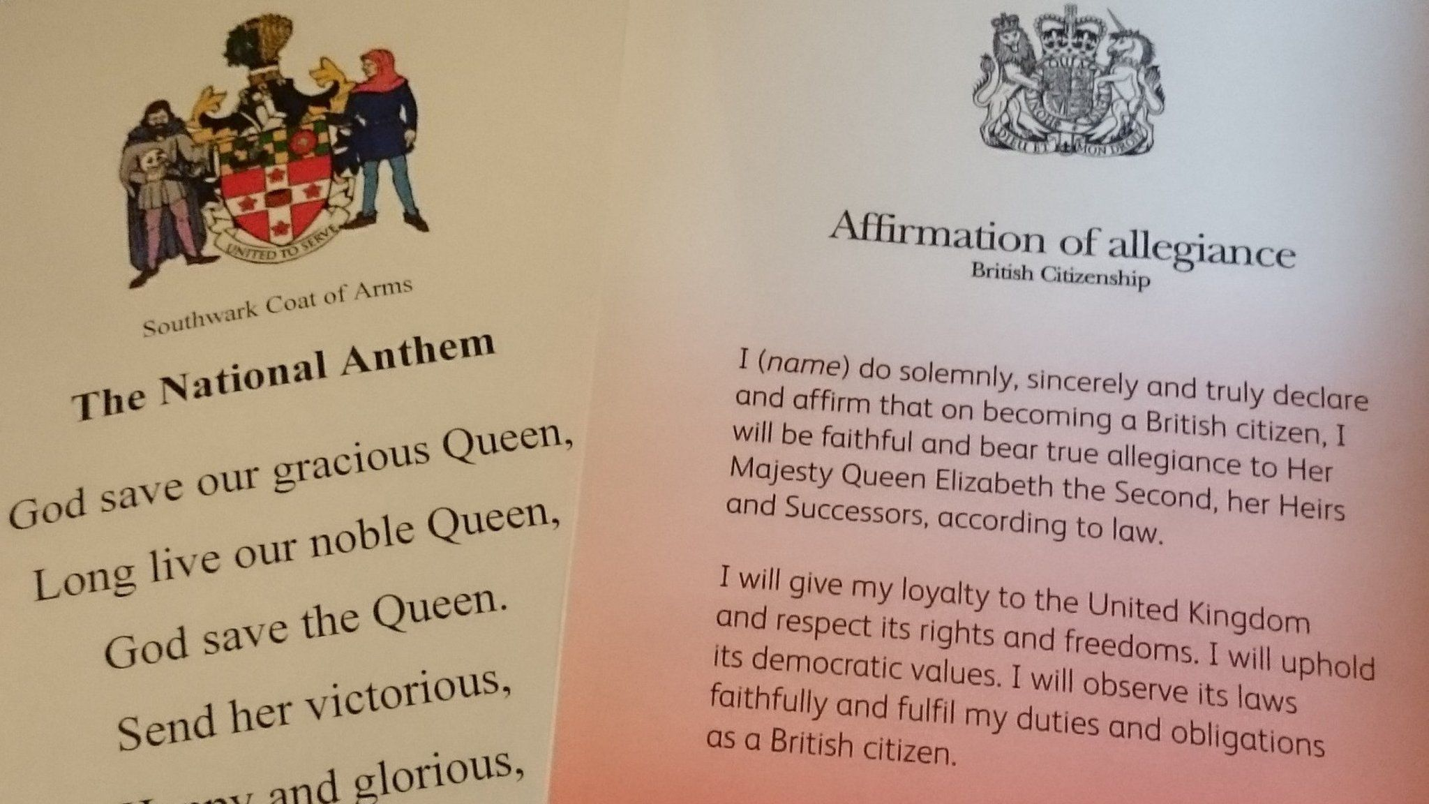 Pin on British citizenship