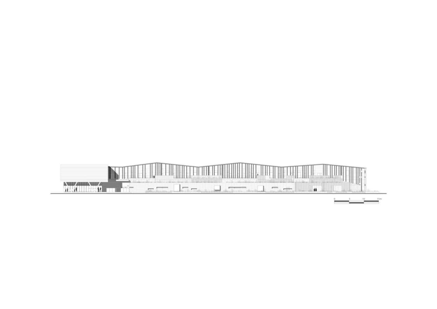 Gallery of Bezons Angela Davis School / archi5 + Tecnova Architecture - 19