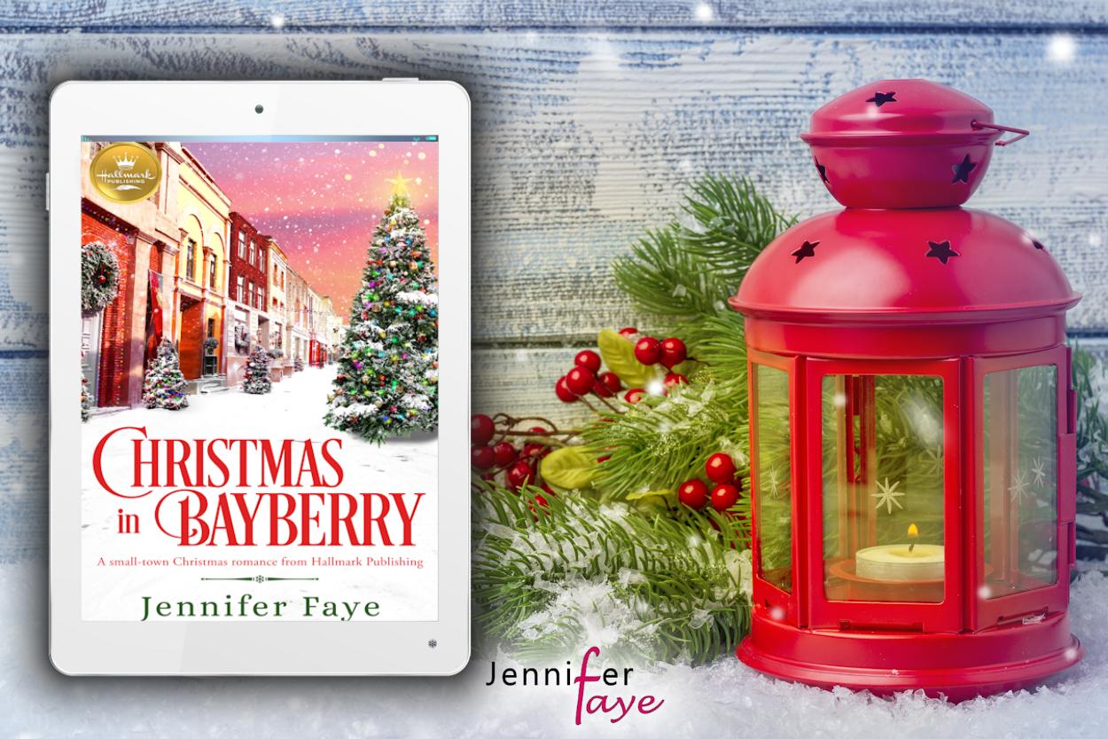 Giveaway Excerpt 5 Christmas In Bayberry By Jennifer Faye Releases In 2 Weeks Books Readers Christmasinjuly Smalltown Hallmarkies Romance Jenn In 2020 Christmas Romance Christmas Books Romance