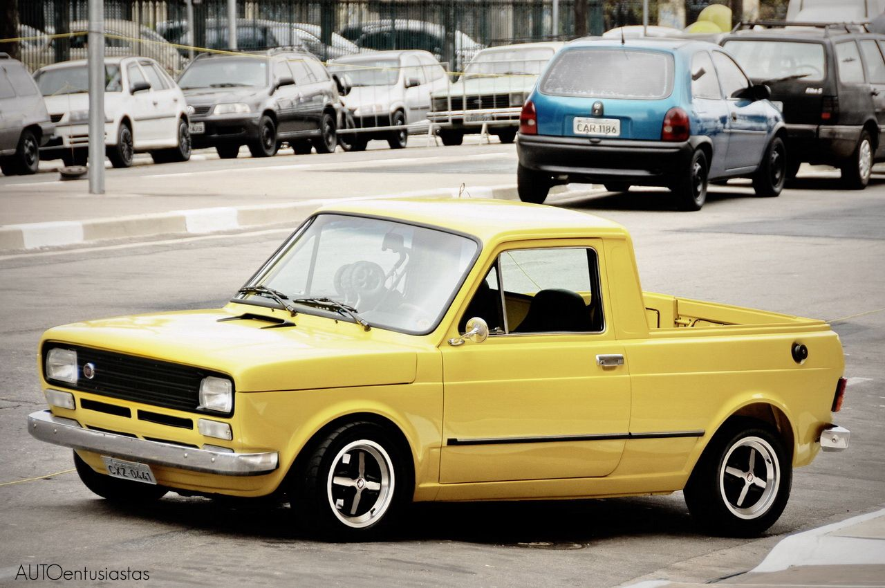 Fiat 147 Pick Up Carros E Caminhoes