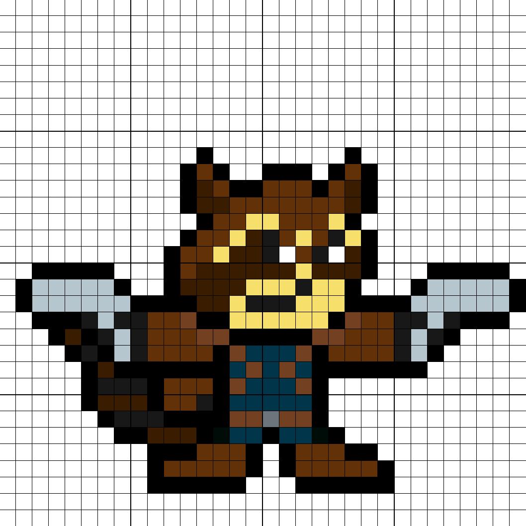 Pixel Art, Minecraft Pixel