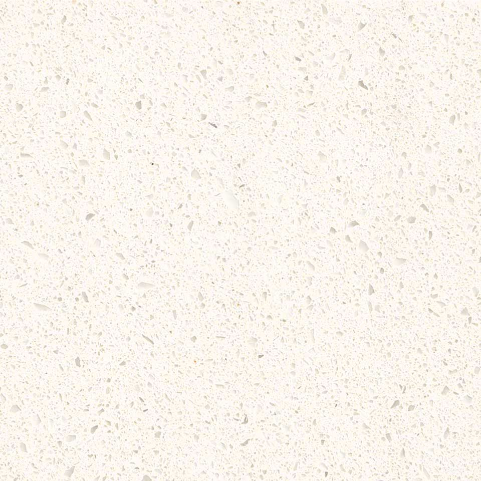 Frost White Quartz Slab Bathroom Reno Quart