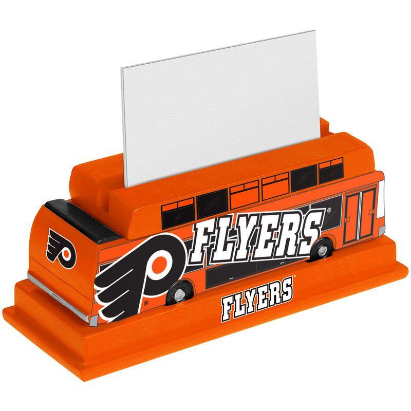 Philadelphia Flyers Business Card Holder | Philadelphia flyers ...