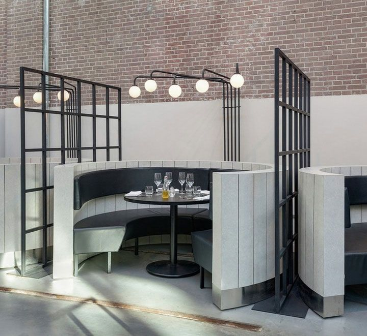 Interior Industrial Design pinmindful designer on restaurant design | pinterest