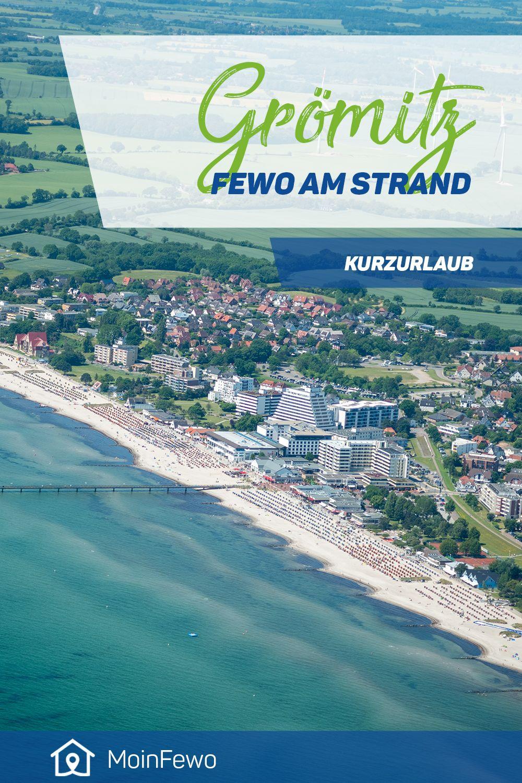 Ferienwohnungen & Ferienhäuser in Grömitz mieten