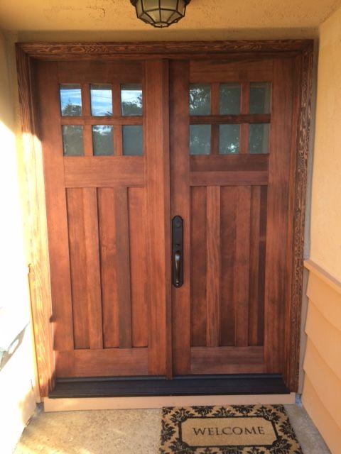 TM Cobb Craftsman Wright Series Fir Entry Door. & TM Cobb Craftsman Wright Series Fir Entry Door. | Projects ... pezcame.com