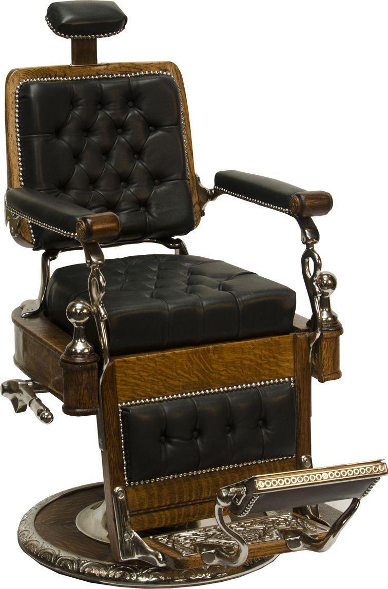 Barber Shop Chairs Lowes Folding Patio Vintage Koken Chair Barbershop
