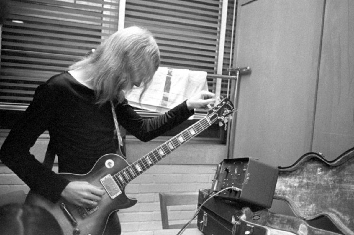 Hear Eric Clapton and Duane Allman's Isolated Guitar Tracks