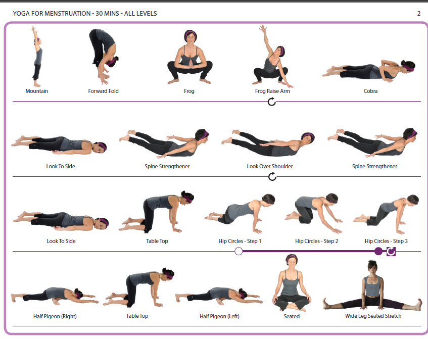 yoga poses for men pdf