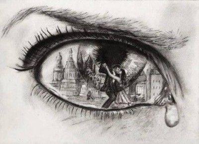 Dibujos Tristes De Amor Para Dibujar Imágenes De Tristesa Frases