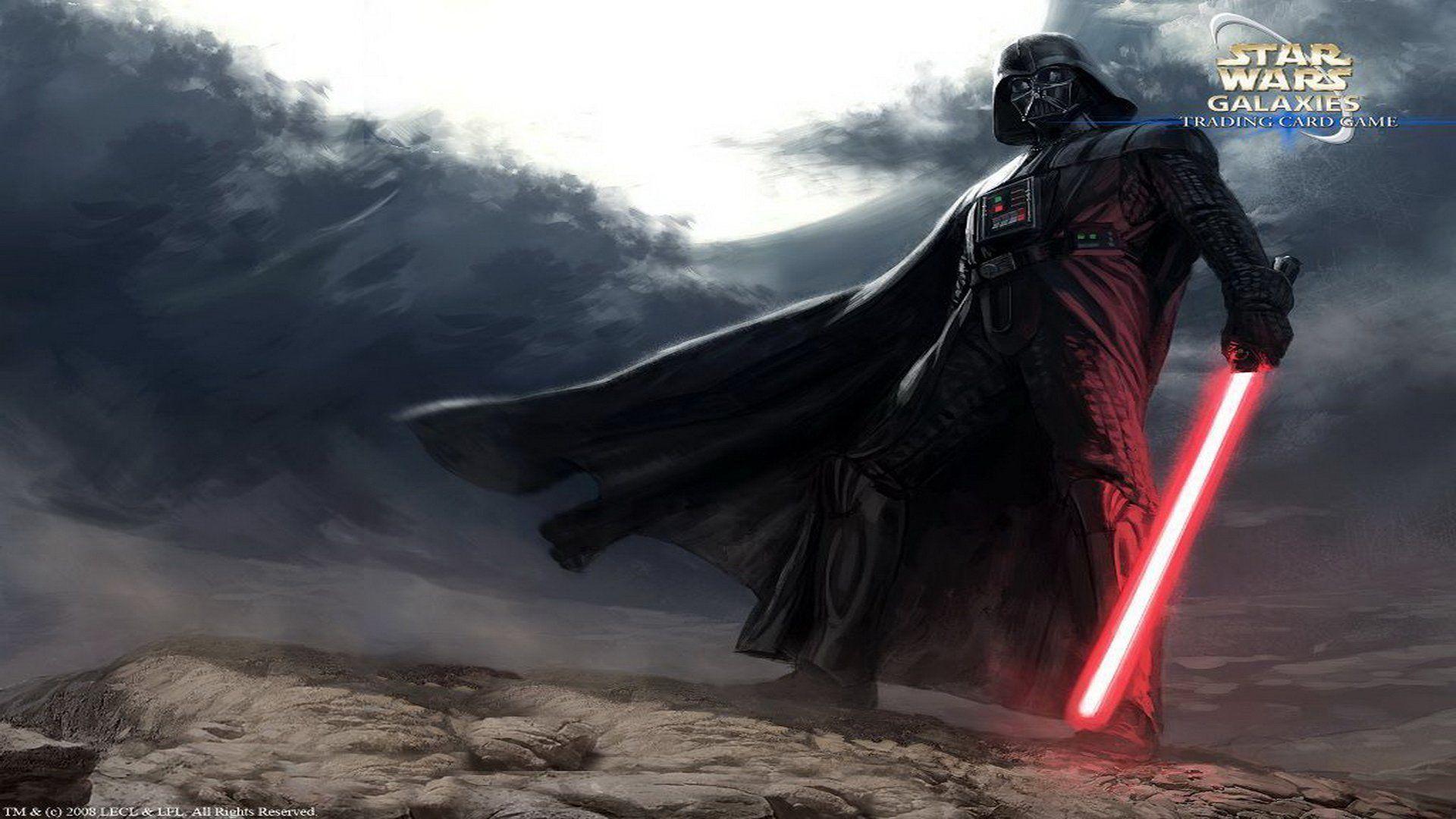 Star Wars Darth Vader Wallpaper » WallDevil