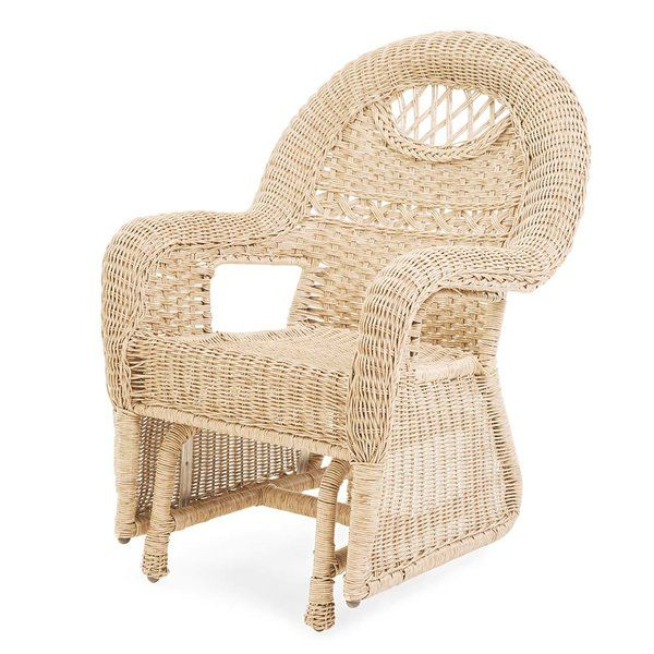 Best famous Prospect Hill Glider Chair by Plow & Hearth