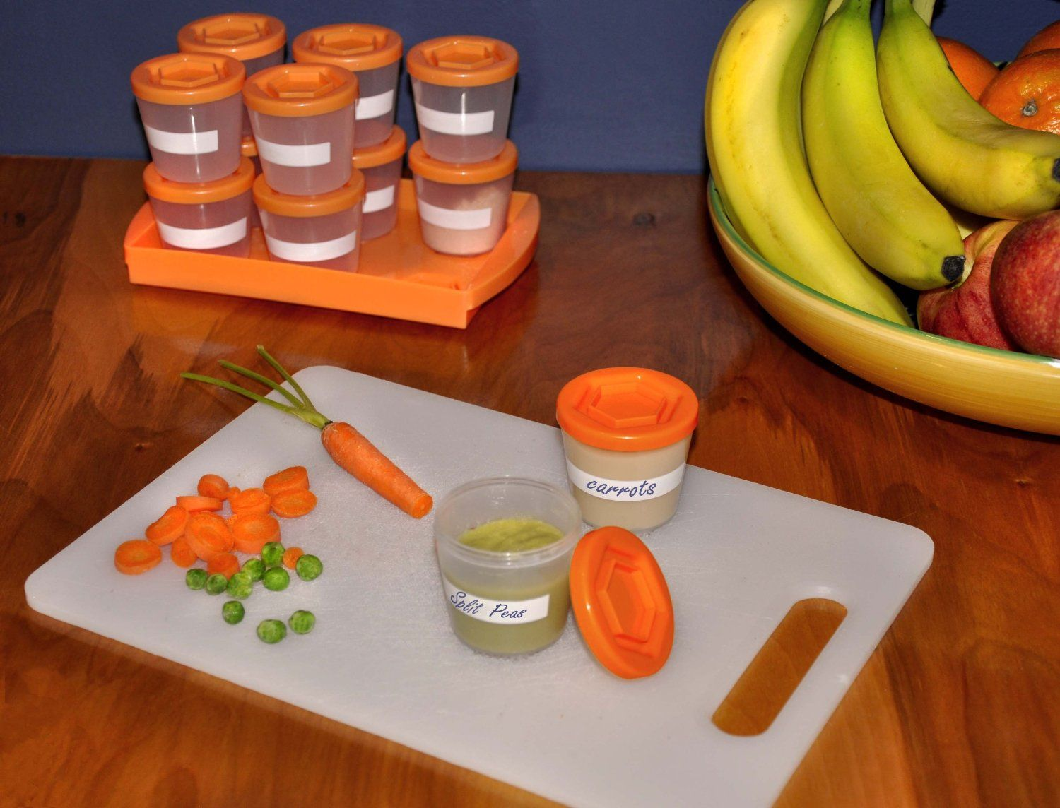 Baby Food Containers Sprout Cups Reusable