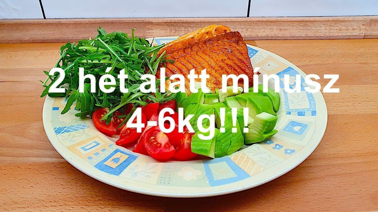 fogyni könnyű ételek