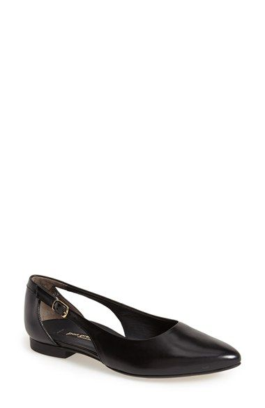 c3367f19cbd Free shipping and returns on Paul Green  Beckett  Sandal (Women) at  Nordstrom.com. Sultry side cutouts distinguish a pointy-toe flat featuring  a flexible ...