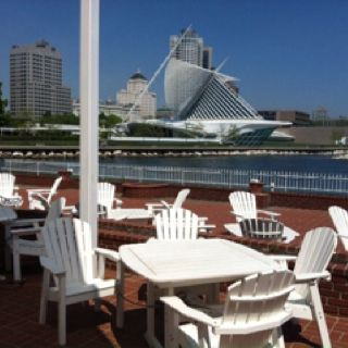 Harbor House Patio Milwaukee