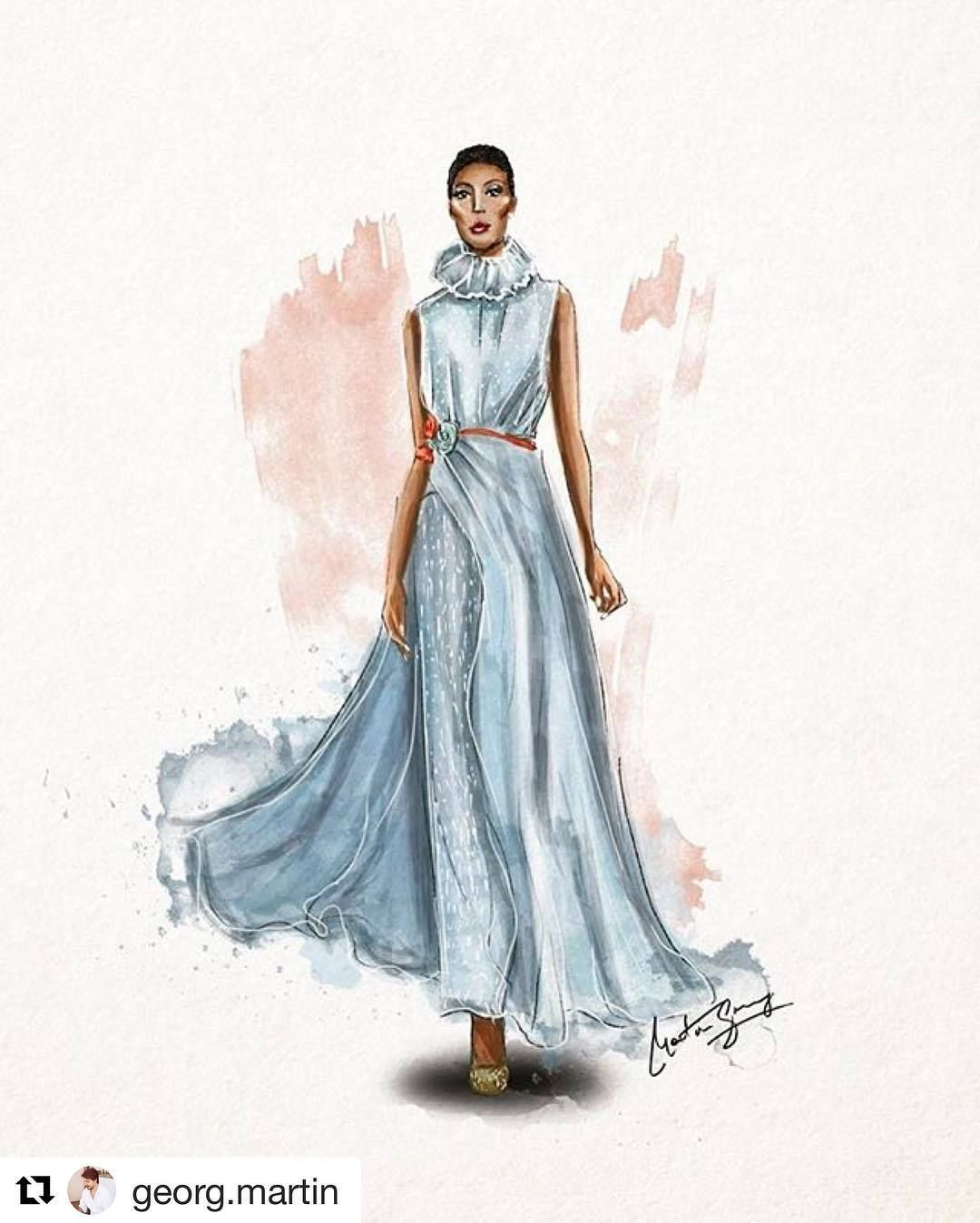 Style Design Class Repost Georg Martin Get Repost Fashion Illustration Design Classes Fashion Sketches