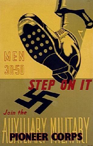 Help writing thesis for World War II propaganda research paper?