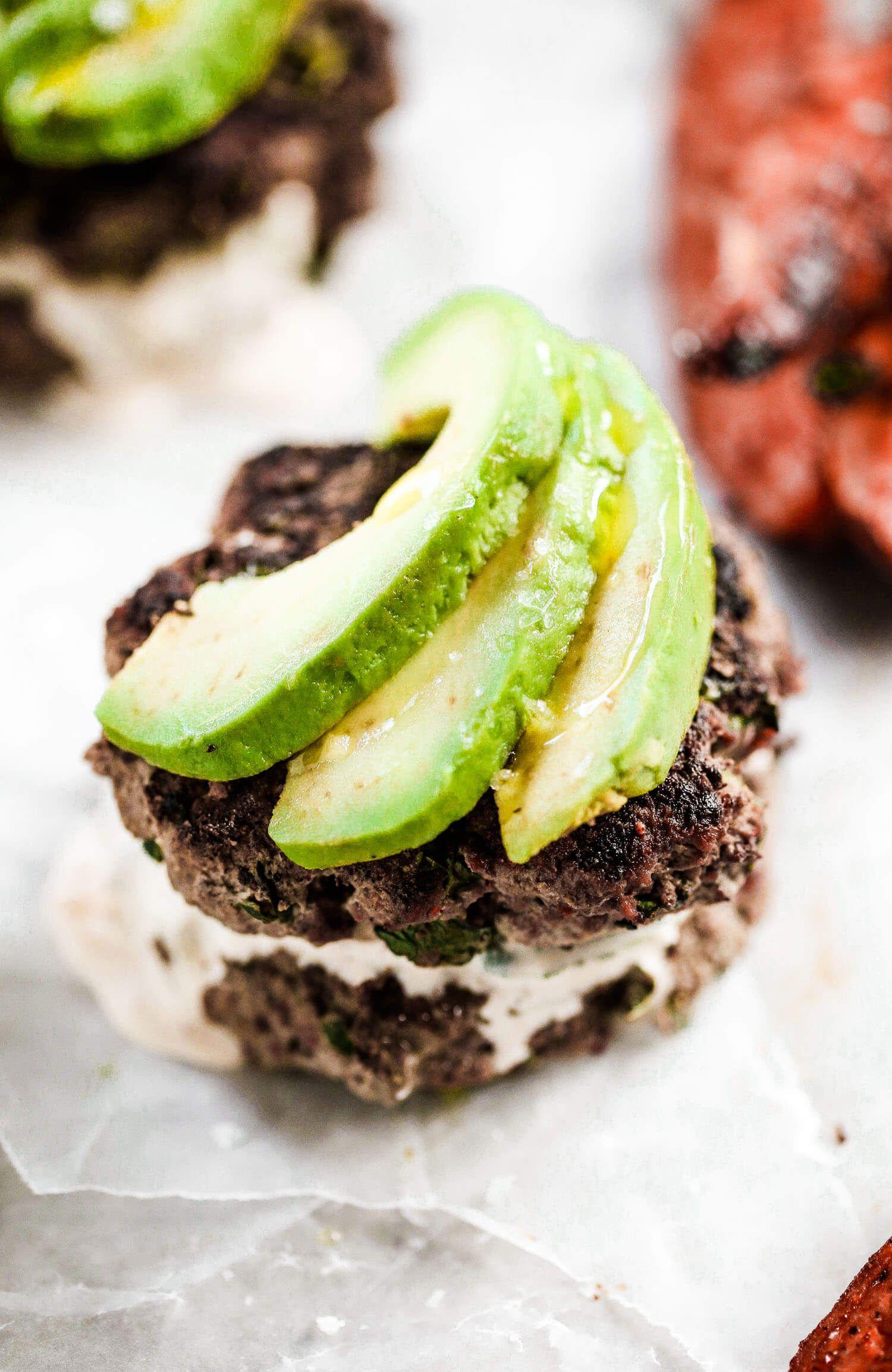 Chile Lime Avocado Burgers Paleohacks Recipes Easy Whole 30