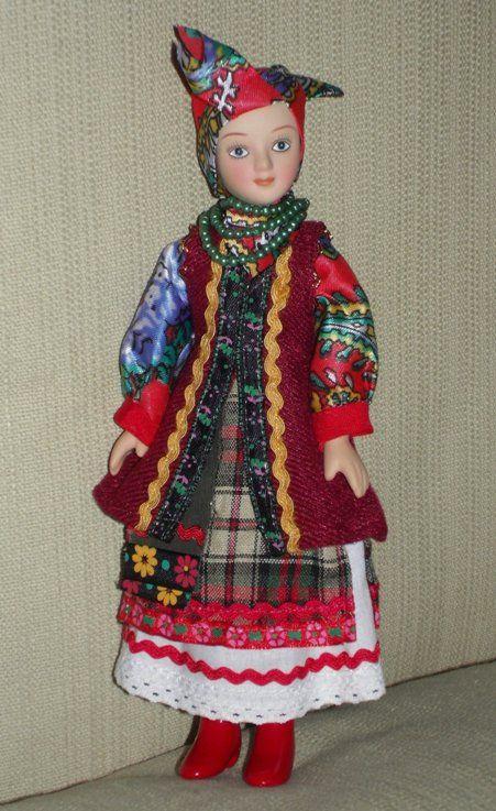 Африканские косички с нитками и без, как плести, фото Как сшить украинский костюм на куклу