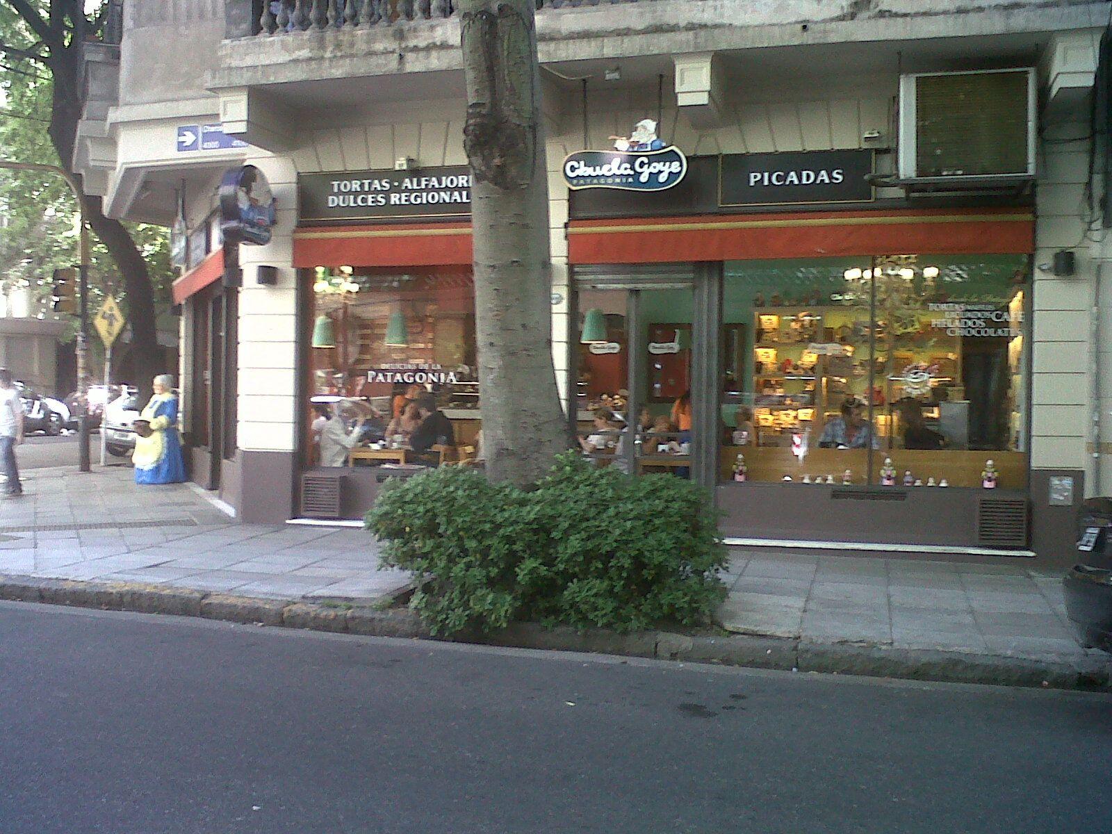 FRANQUICIA ABUELA GOYE. Inauguración franquicia Palermo, Charcas y ...