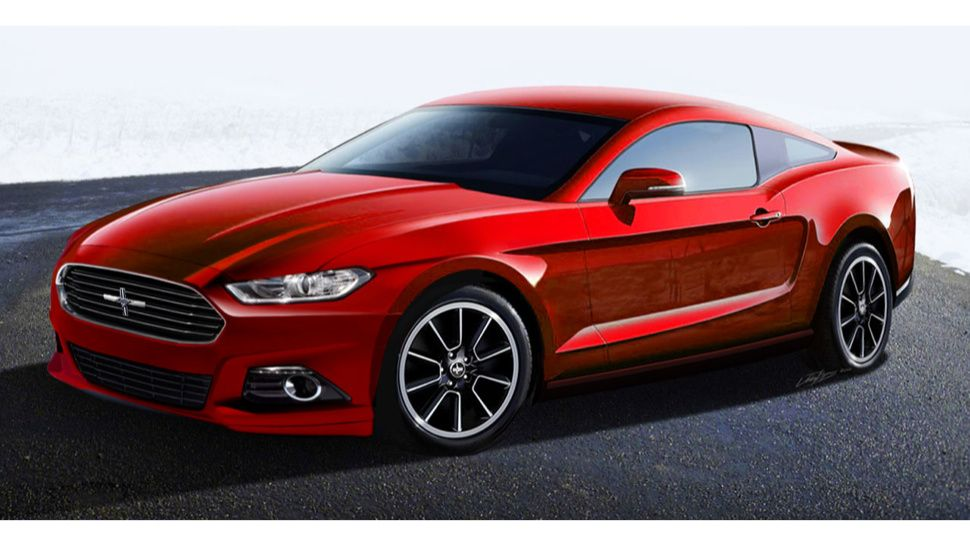 Facebook Page Claims 1 000 Next Gen Mustangs Will Be 2014 1 2 Models Updated 2015 Ford Mustang Ford Mustang Gt500 Ford Mustang