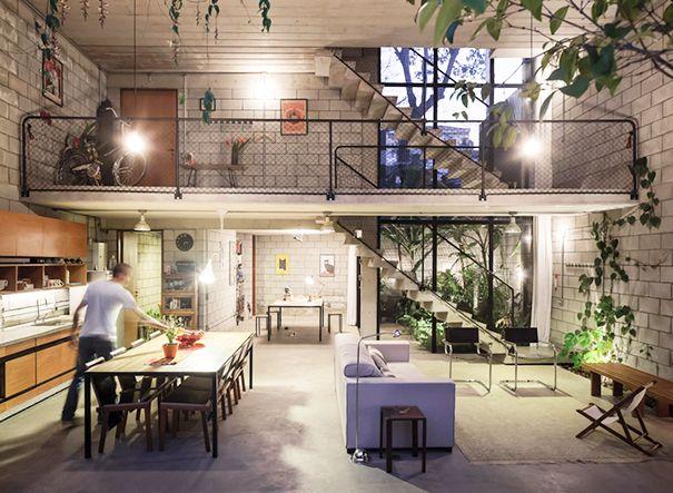 construção de loft barato - Pesquisa Google   Loft life ...