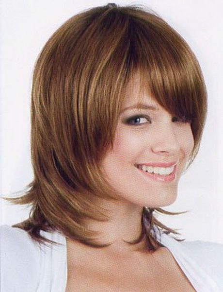 Haarschnitte Für Mollige Beauty Pinterest Hair Styles Hair