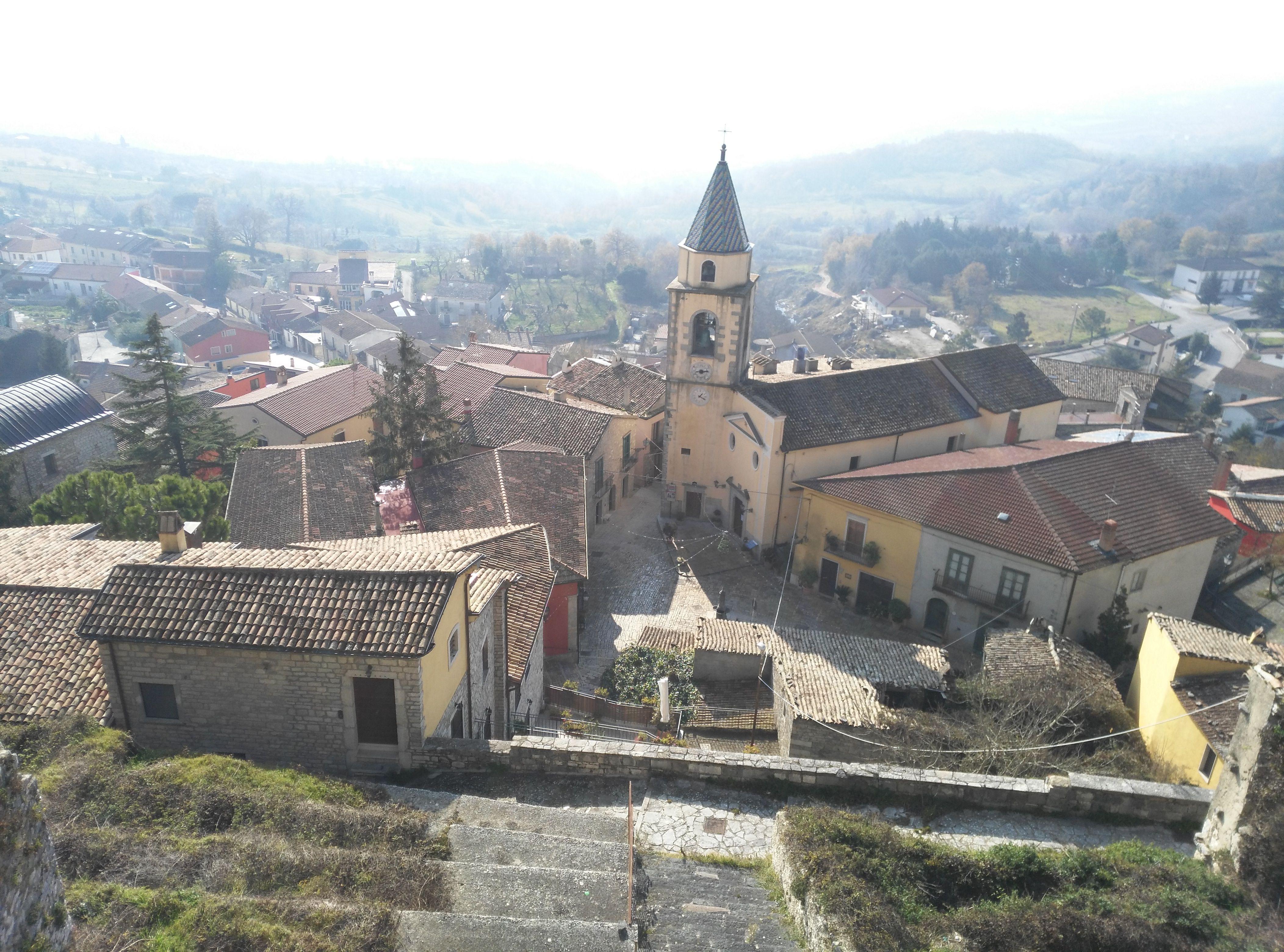 San Marco dei Cavoti, Benevento, Campania, Italia, 2016