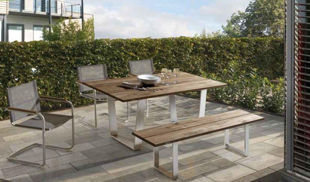 Niehoff Garden Gartentisch Mobel Mit Www Moebelmit De Gartenmobel Gartenmobel Design Aussenmobel