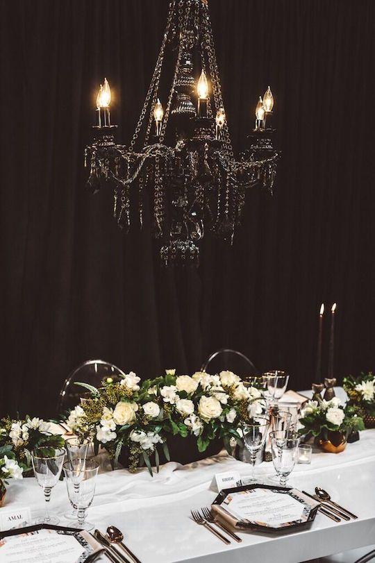 Signature Party Rentals Wedding Inspiration Gala Inspiration - halloween decoration rentals