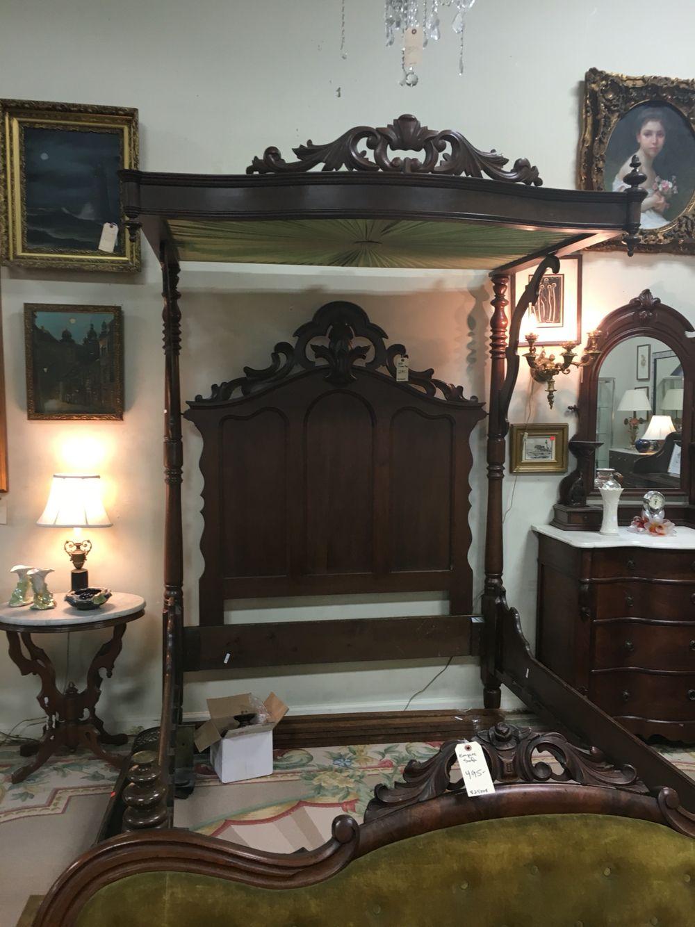 Half tester bed 1295 on sale for 35 off Furniture