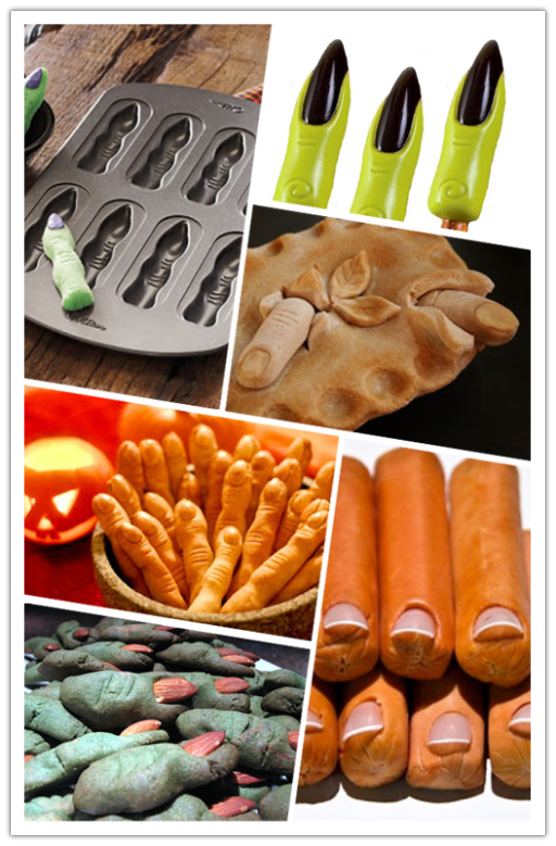 Funny Halloween Finger Food Ideas Diy Tag Halloween Recipes