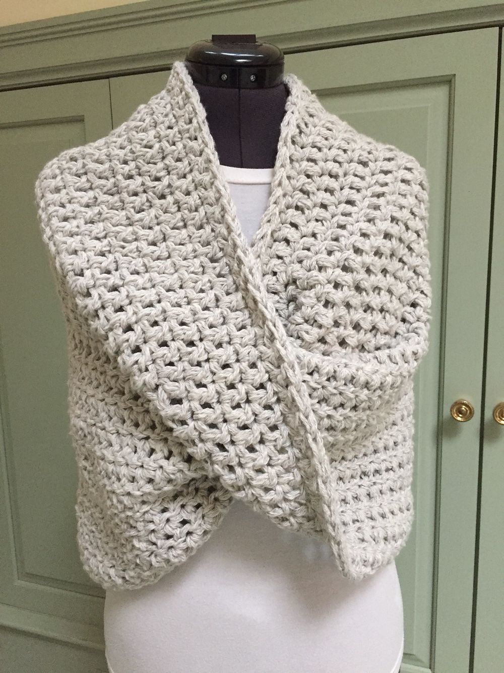 Ravelry: Mobius Shawl Wrap by Naztazia | DIY and crafts | Pinterest ...