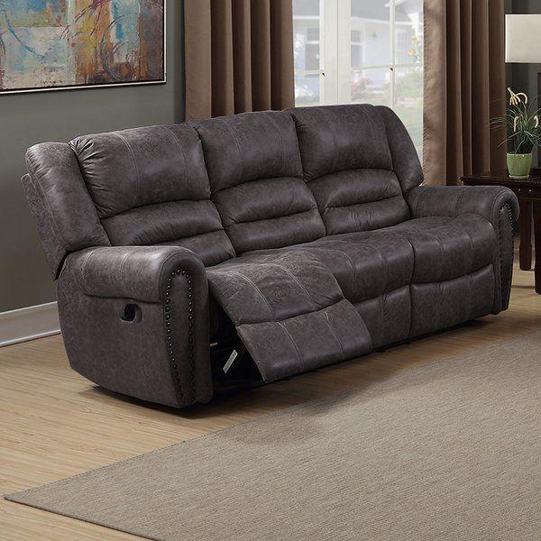 Sensational Youll Love The Holleman Reclining Sofa At Wayfair Ca Machost Co Dining Chair Design Ideas Machostcouk
