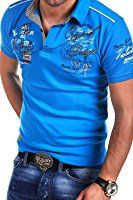 MT Styles Poloshirt FLOOD T-Shirt R-2753