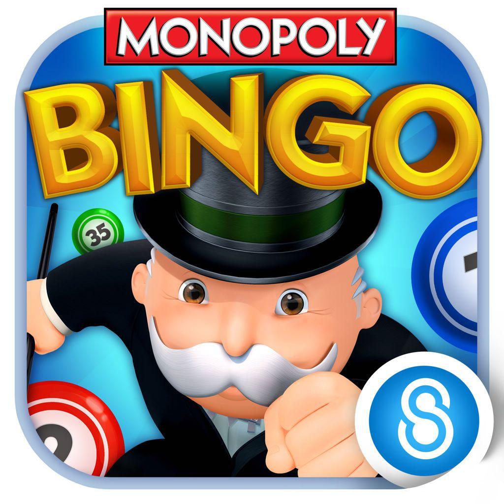 MONOPOLY Bingo! on the App Store Bingo online, Social
